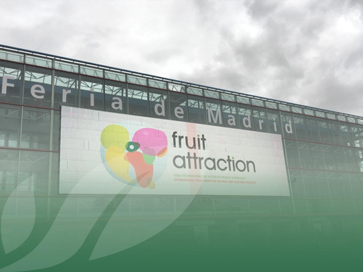 Fruit Attraction 2021: Noi ci siamo!